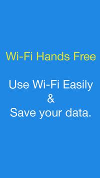 Wi-Fi Hands Free poster
