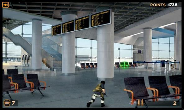 Airport Attack - Sniper Game apk screenshot