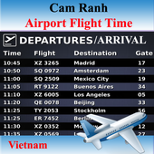 Cam Ranh Airport Flight Time icon