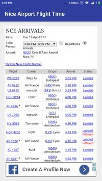 Nice Airport Flight Time apk screenshot