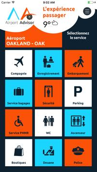 Airport Advisor apk screenshot
