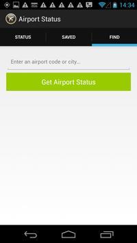 Airport Status screenshot 1