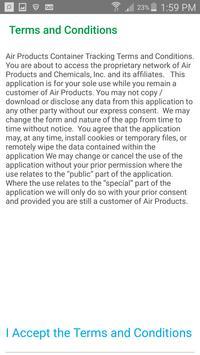 MyAirProducts screenshot 1