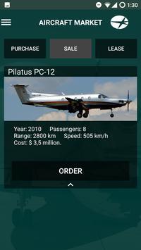 Aerostar Charter Jets apk screenshot