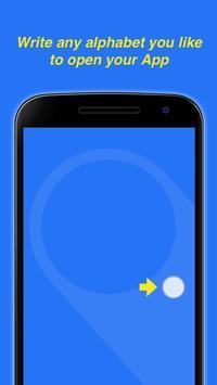 Quick Toucher - App Shortcut poster