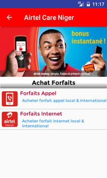 Airtel Care NE screenshot 2