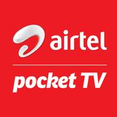 airtel pocket TV icon