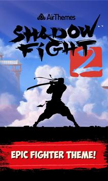 Shadow Fight 2 Theme poster