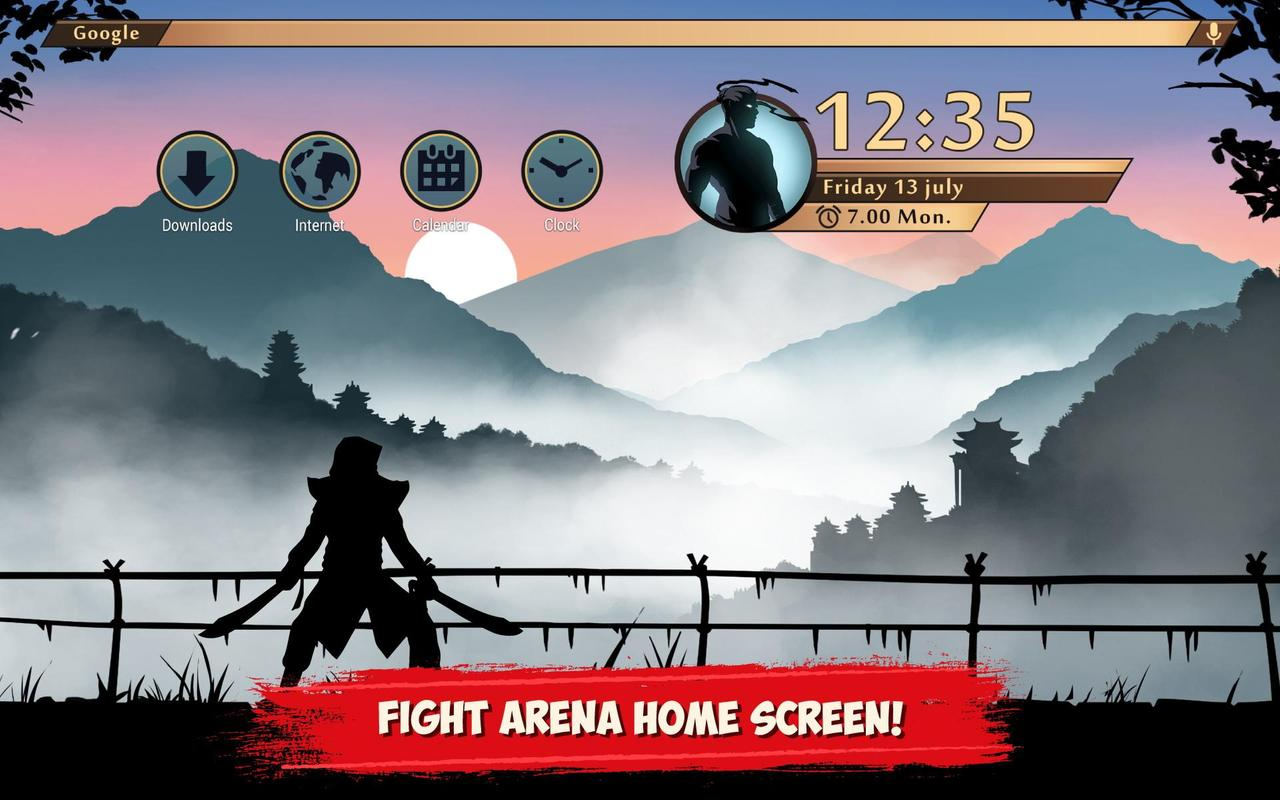 apk home shadow fight 2