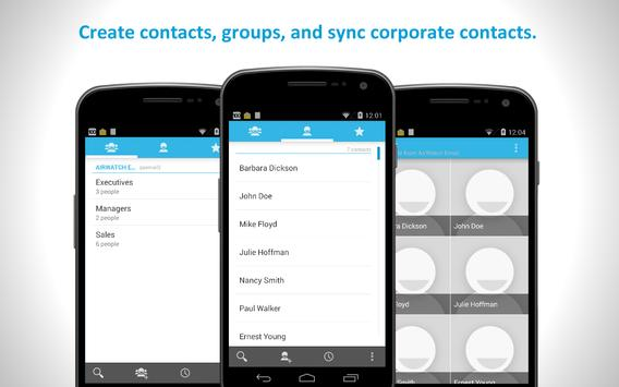 AirWatch Inbox screenshot 4