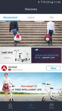 Airwheel apk screenshot