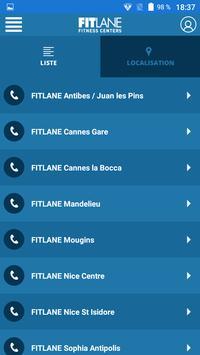 Fitlane screenshot 1
