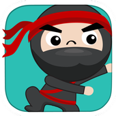 Ninja Escape - Skyrocket Up icon