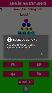 Visual Logic Questions screenshot 3
