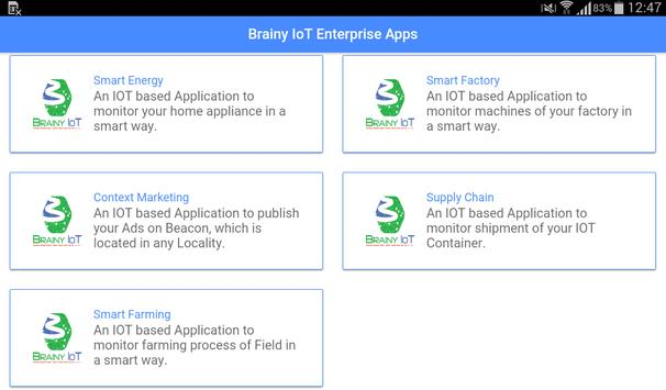 Brainy IoT eSuite for Android - APK Download