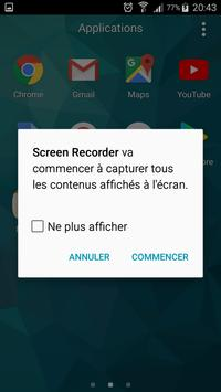 SCR Screen Recorder Pro poster