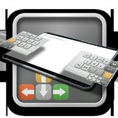 A.I.タブレットキーボード アイコン