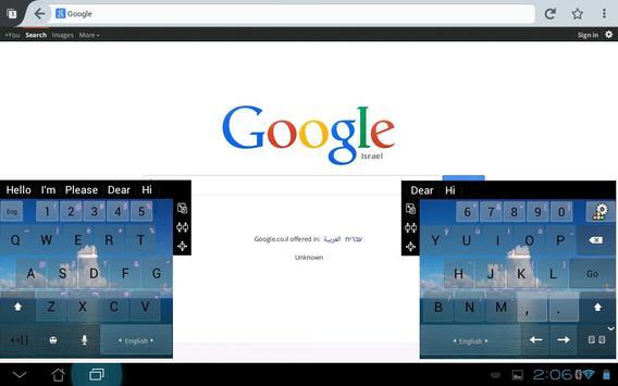 A.I.タブレットキーボード スクリーンショット 13