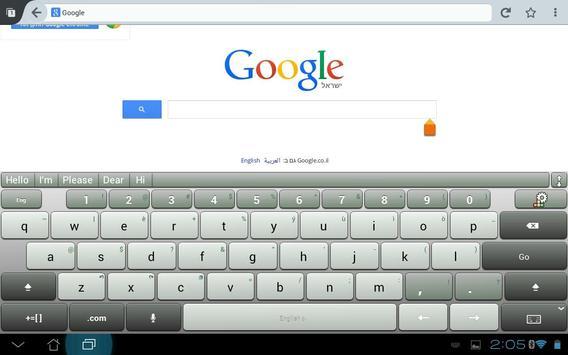 A.I.タブレットキーボード スクリーンショット 14