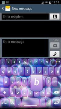 A. I. Type Neon Bubbles א screenshot 3