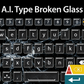 A. I. Type Broken Glass icon