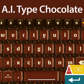 A. I. Type Chocolate א icon