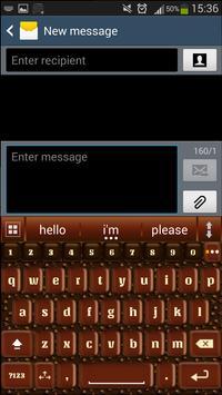 A. I. Type Chocolate א screenshot 1