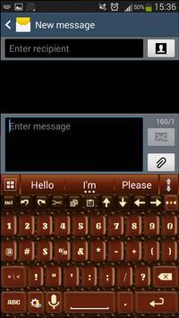 A. I. Type Chocolate א screenshot 2