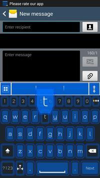 A.I. Type Cool Neon א apk screenshot