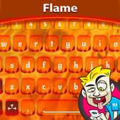 A.I. Type Flame א icon