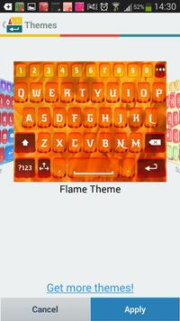 A.I. Type Flame א apk screenshot