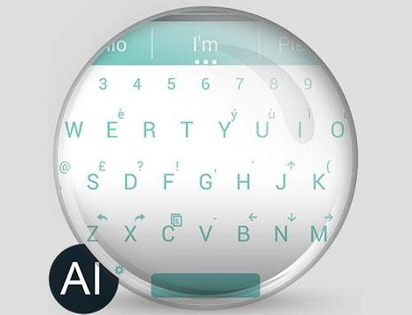 Theme for A.I.type Droid Soft apk screenshot