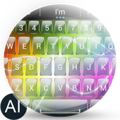 Theme for A.I.type Electric א icon