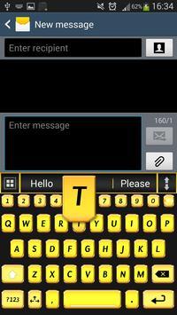 A. I. Type Gold  א apk screenshot