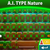 A. I. Type Nature א icon