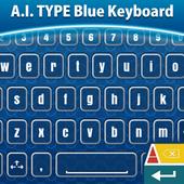 A.I. Type Blue א icon
