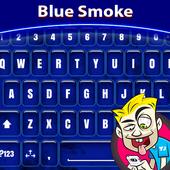 A.I. Type Blue Smoke א icon