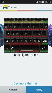 A.I. Type Dark Lights א screenshot 6
