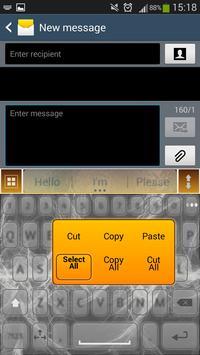 A.I. Type Electric Flame א screenshot 3