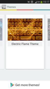 A.I. Type Electric Flame א screenshot 5