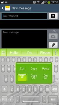 A.I. Type Green א screenshot 4