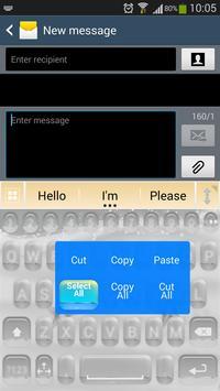 A.I. Type Summer Keyboard א screenshot 4