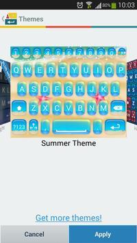 A.I. Type Summer Keyboard א screenshot 6