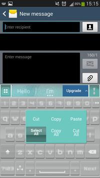 A.I. Type Summer Teal screenshot 4