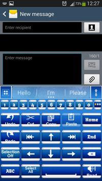 A.I. Type Smart Keyboard א apk screenshot