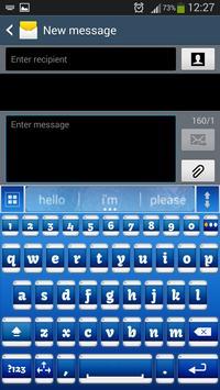A.I. Type Smart Keyboard א screenshot 1