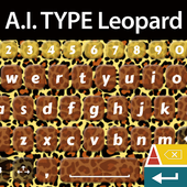 A. I. Type Leopard א icon