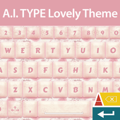 A. I. Type Lovely א icon
