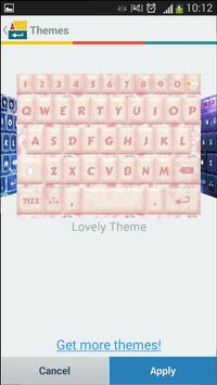 A. I. Type Lovely א apk screenshot