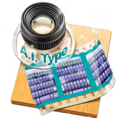 Marbles AiType Skin icon